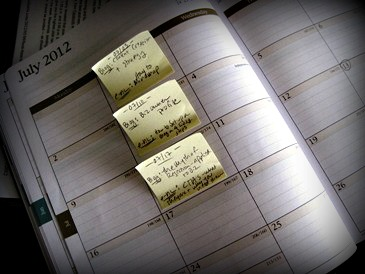 Editorial Calendar