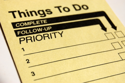 Small Business To Do List