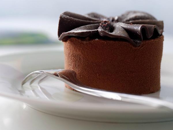 chocolate cake & persuasive copy
